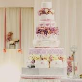 Весільні торти,тістечка,капкейки ...Чернівці