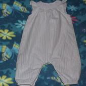 Ромпер боди много на возраст 3-6 месяца