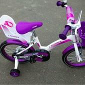 Кросер Кидс Байк 12 14 16 20 велосипед детский Crosser Kids Bike девочки
