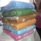 Детское байковое (хлопковое) одеялко в роддом