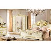 Спальня в стиле барокко Leonardo Сamelgroup Спальни Сamelgroup: широкий выбор, удобные условия покуп