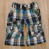Крутые шорты Next, размер 6 лет, состояние новой вещи