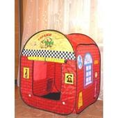 Палатка 1866 Гараж,3308. стильная палатка для мальчика! Доставка