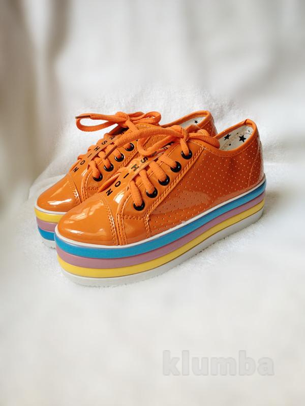 Продам модные туфли фото №1