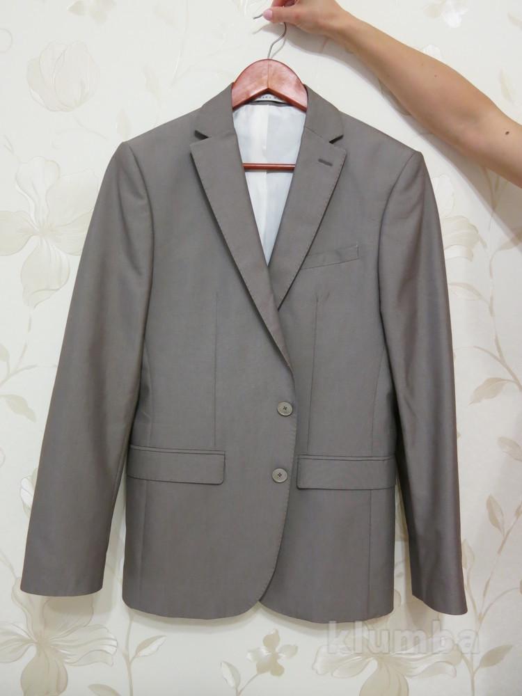 Новый фирменный пиджак zara фото №1