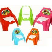 Горшок кресло Технок разные цвета 4074 3244