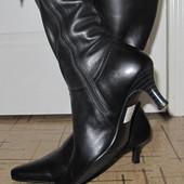 Сапоги кожаные Viva La Diva (39-40)