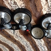 Продам комплект колес для коляски TFK buggster s