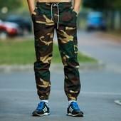 Мужские штаны камуфляжные (брюки милитари)