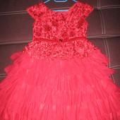 Платье из Америки 9 10лет Jona Michelle