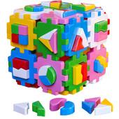 """Куб-сортер """"Умный малыш Супер Логика Технок"""" арт. 2650"""