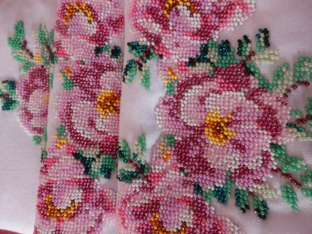0be42de549eda1 Габардинова заготовка плаття під вишивку бісером яp-04, цена 3000 ...