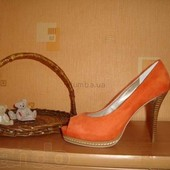 Замшевые туфли Antonio Biaggi, 37-38 размер