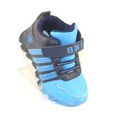 Высокие кроссовки для мальчика 3320-1