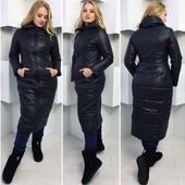 Пальто женское дутое. Размеры :48-50 и 50 -52 (2с