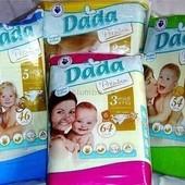 Польские подгузники, Dada Premium отличная цена