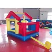 Игровой центр MS 0567 воздухонагнетатель 480W, домик, 274-213-229см