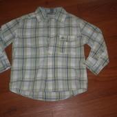 рубашка хнм на 3-5лет