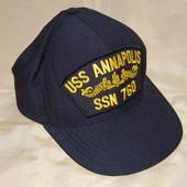 Кепка милитари - Uss Annapolis SSN 760 -