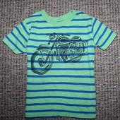 футболка на 2-3 год