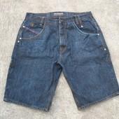 Шорты джинсовые мужские Roca wear размер XXL