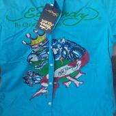Новая рубашка от EdHardy размер M