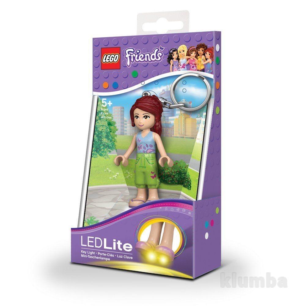 Брелок-фонарик Lego Friends. Миа lgl-ke22 m-6-bell фото №1