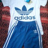 костюм фирмы Adidas