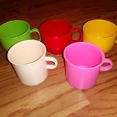 Набор посудки Чашки