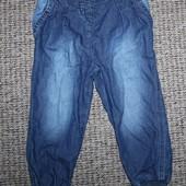 Обалденные тонкие джинсы George на 1,5-2год