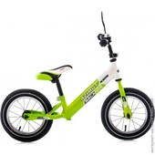 Детский беговел Азимут велобег Azimut Balans 12 Air надувные колеса