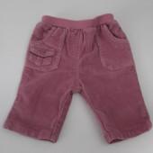 Штаны для девочки новорожденной.