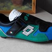 № 1336 вело-туфли lotto вело-обувь 41,5 Югославия