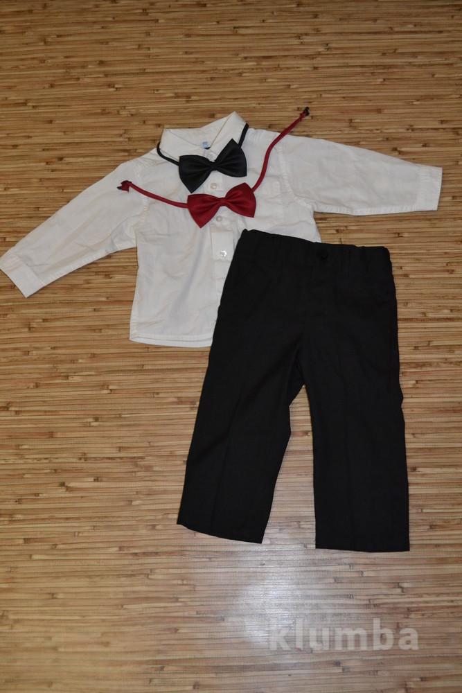 d42537eb39c Нарядный комплект для модника рубашка