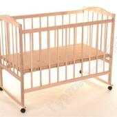 Кровать кроватка детская Новые Еко-1 со склада 400 грн