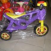 Ролоцикл, 8 разных цветов. Фиолетовый, синий, зеленый. Трехколесный и четырехколесный