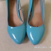 H&M туфлі 37р. 23.5см