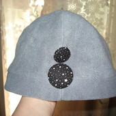 шапка флисовая 54-56см.