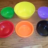Посудка Большие мисочки