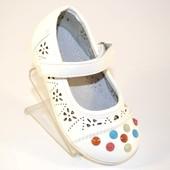 Красивые туфельки для девочек T05-3 (2 цвета)