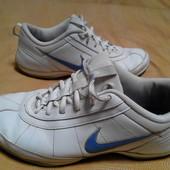 Кожаные кроссовки Nike (оригинал)р.42