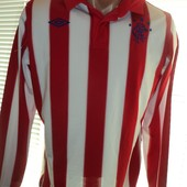 Спортивная футбольная футболка  Umbro . F C  Рейнджерс .оригінал.м-с.