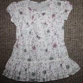 Блузка на 2-3 год