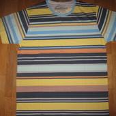 Нова гарної якості футболка фірми Pull and Bear із Іспанії роз. ХХЛ