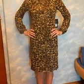 Монтон Новое елегантнное платье р.36 евро