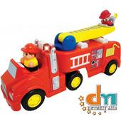 Игрушка на колесах «Пожарная машина» Kiddieland 44602