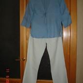 Блуза туника Benetton джинсы Only