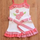 Красивые летние платья сарафаны р.86,92