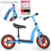 беговел Профи M 3438 N 10 дюймов детский велобег Eva колеса Profi Kids