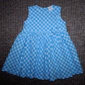 Платье H&M на 4-9мес